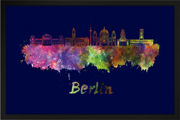 Fußmatte Berlin