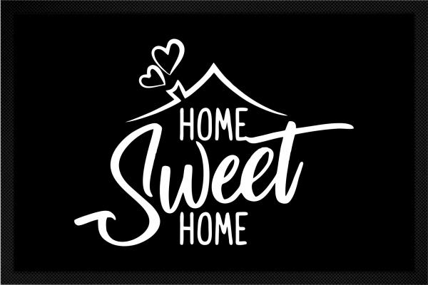 Fußmatte Home Sweet Home