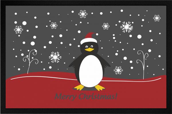 Pinguin - Merry Christmas
