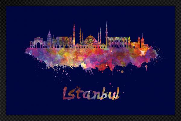 Fußmatte Istanbul
