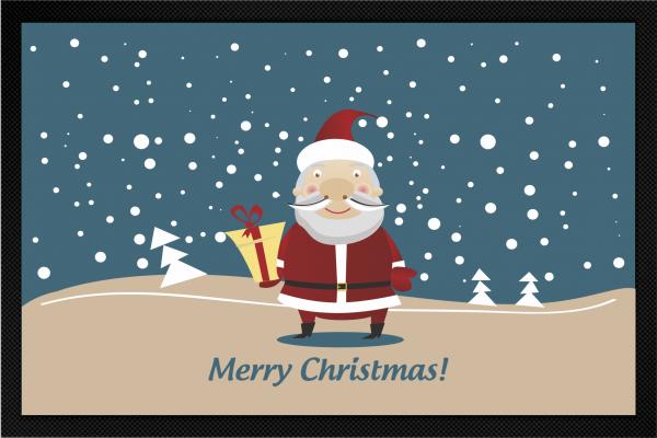 Weihnachtsmann - Merry Christmas