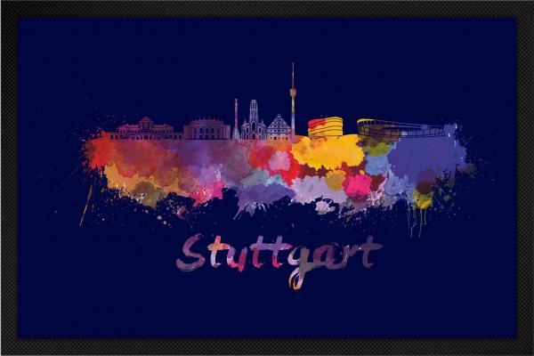 Fußmatte Stuttgart