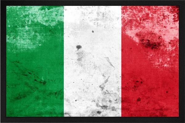 Fußmatte Italien