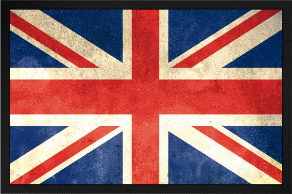 Fußmatte Union Jack